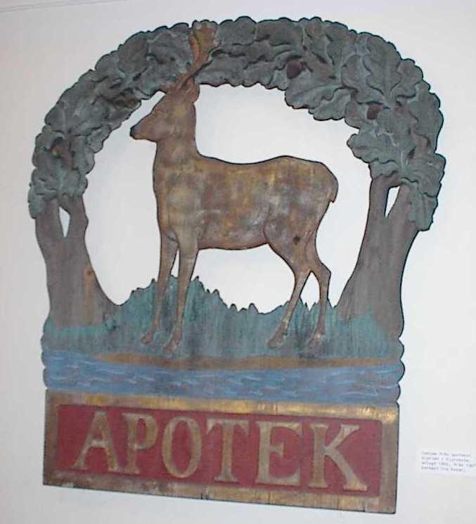 apoteket hjorten